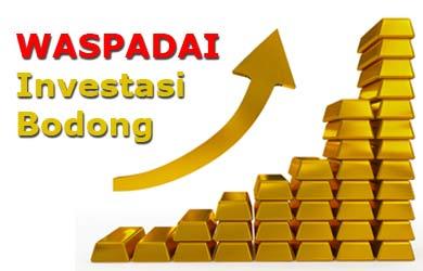 Investasi Bodong, Investasi , Penipuan.